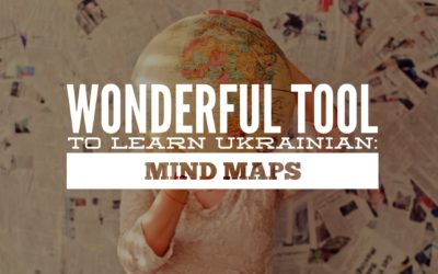 Wonderful Tool to Learn Ukrainian: Mind Maps